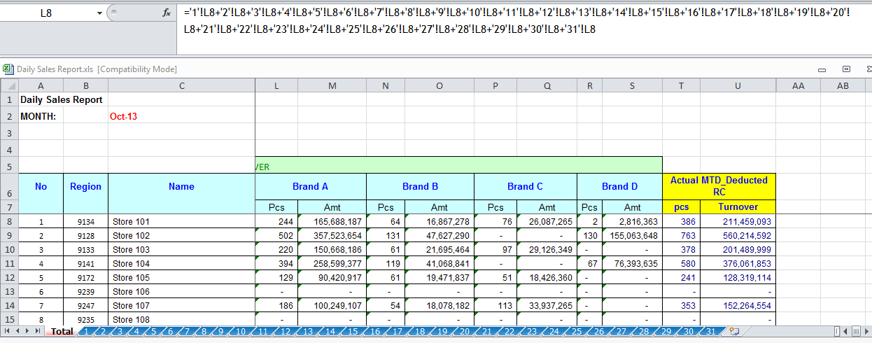 Vlookup Across Multiple Worksheets – Vlookup Across Multiple Worksheets