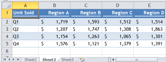 Excel Tips - Copy from stickly-protected sheet 3