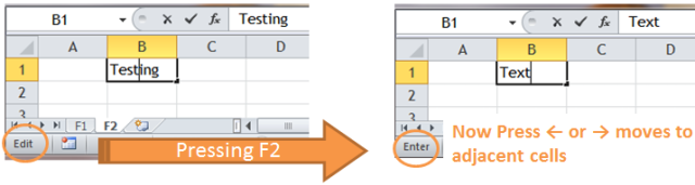 Excel Tips - F2 (2)