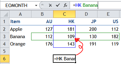 Excel Tips - F3(8)