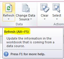 Excel Tip - Alt+F5 (1)