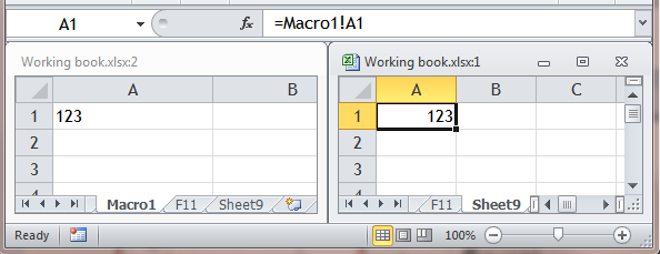 Excel Tips - Ctrl F11 (1)