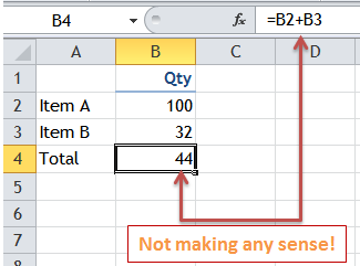 Excel tips - F9