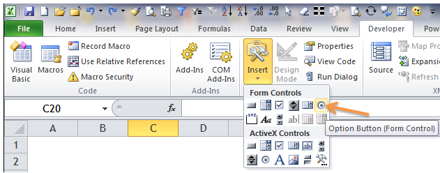 Display Percentage Row or Column 3