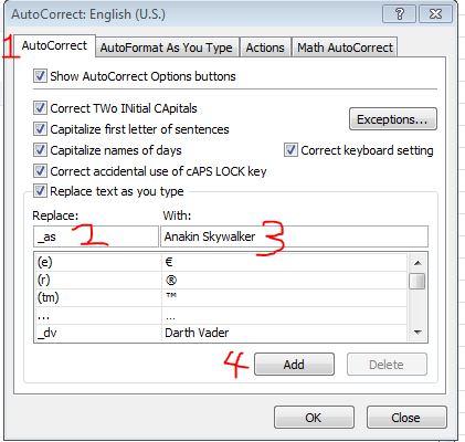 Excel Tips - AutoCorrect1.JPG