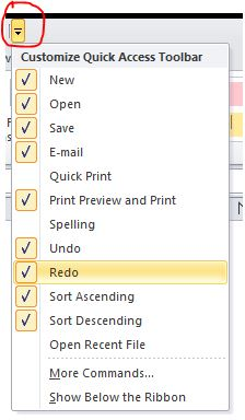 Excel Tips - Redo1
