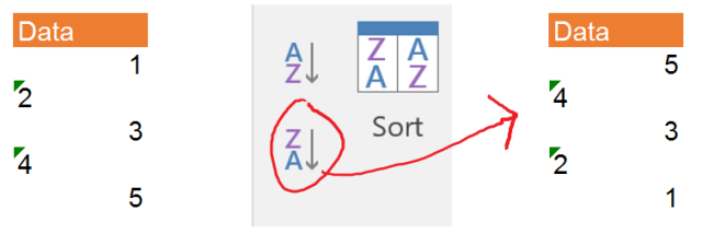 Excel Tips - Sort Warning 10.PNG