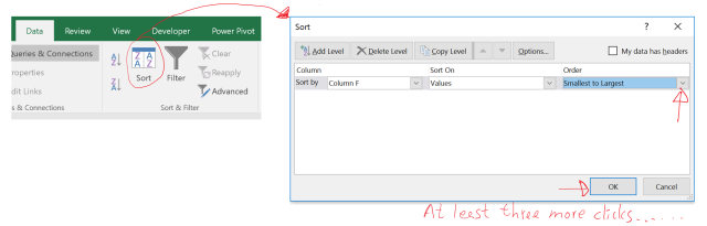 Excel Tips - Sort Warning 3.PNG