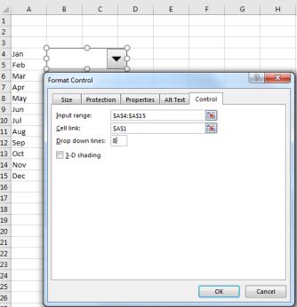 Excel Tips - Form Controls 6