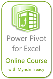 Power Pivot Course