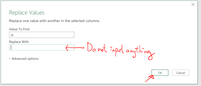 Excel Tips - Date format from text to number with PQ 5.1