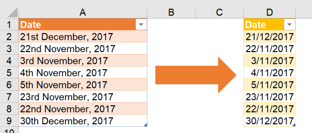 Excel Tips - Date format from text to number.PNG