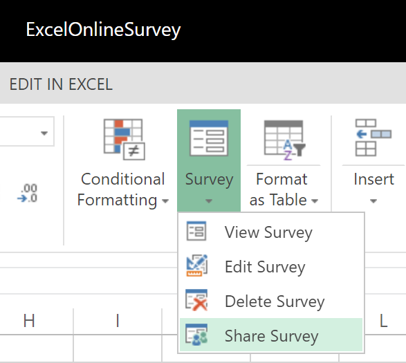 Excel Tips - Online Survey10