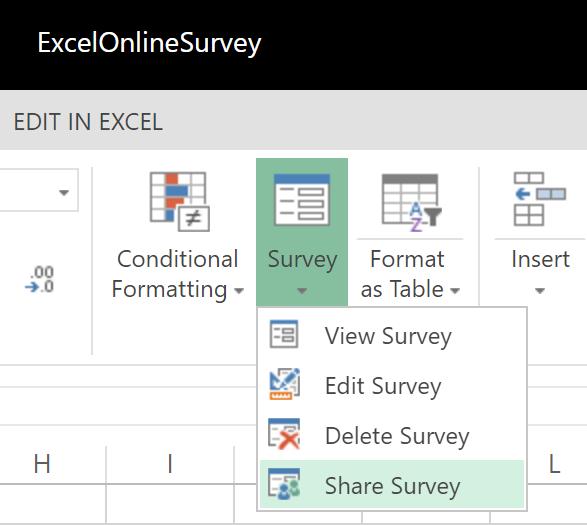 Excel Tips - Online Survey10