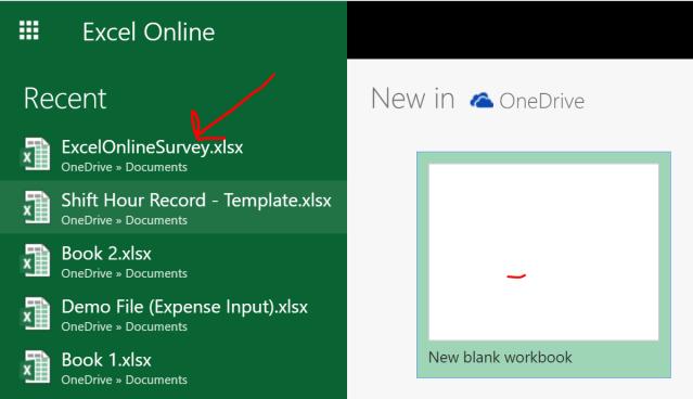 Excel Tips - Online Survey12