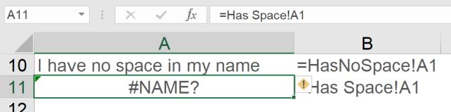 Excel Tips - Space in worksheet name4