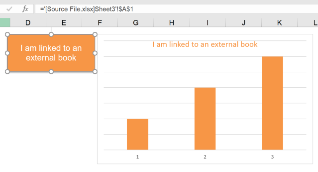 Excel Tip - Hide and Seek External Links3.1