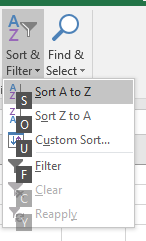 Excel tip - Customize shortcuts2