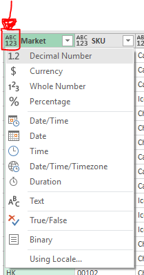 Excel Tip - Price Book with PQ2.21
