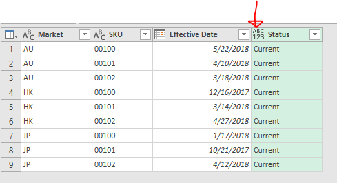 Excel Tip - Price Book with PQ4.4