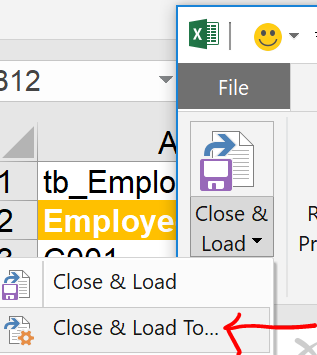 Excel Tip - Complicated vlookup with PQ1.2
