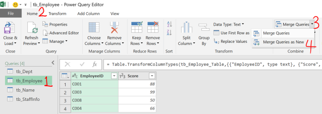 Excel Tip - Complicated vlookup with PQ3.0.
