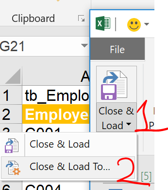 Excel Tip - Complicated vlookup with PQ3.6