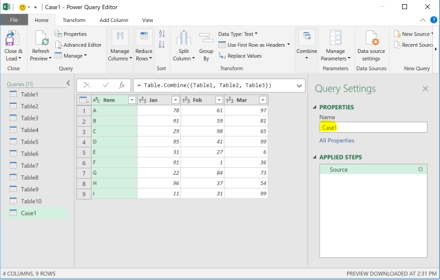 Excel Tip - No more Copy and Paste with PQ2.4