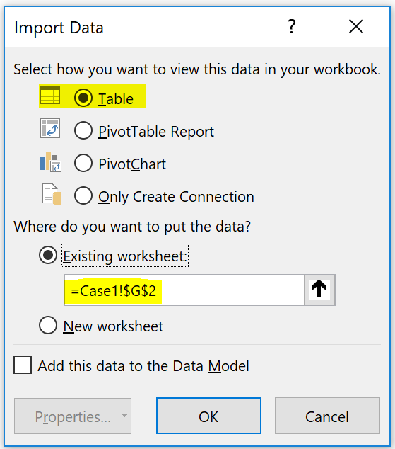 Excel Tip - No more Copy and Paste with PQ2.5