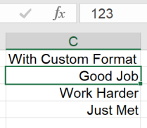Excel Tip - Turn Numbers into Descriptives2.1