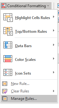 Excel Tips - Highlight Top X with drop down 2