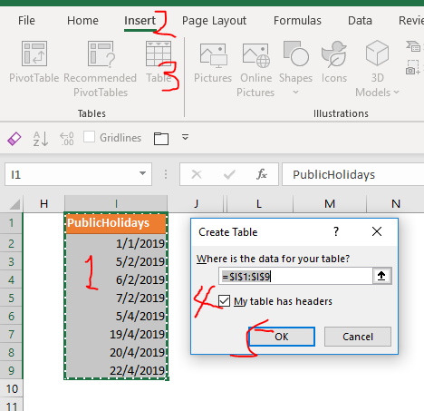excel tips - using table in conditional formatting4