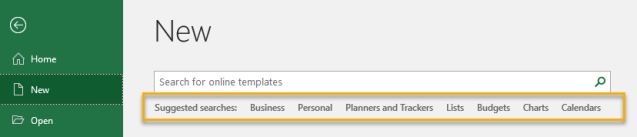 Excel Tips - New Template2