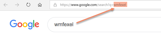 Excel Tip - Dynamic hyperlink to google search