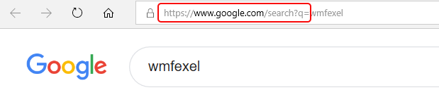 Excel Tip - Dynamic hyperlink to google search1