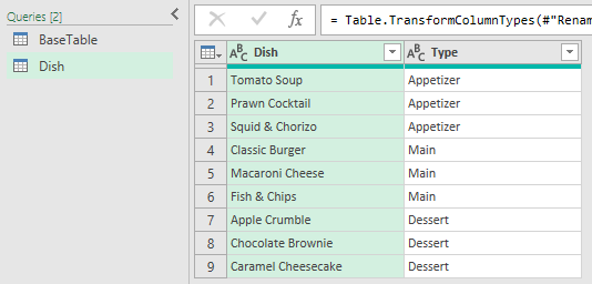 Excel tip - Power Query Challenge15.2