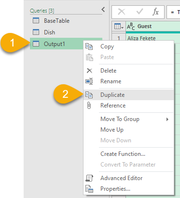 Excel tip - Power Query Challenge25