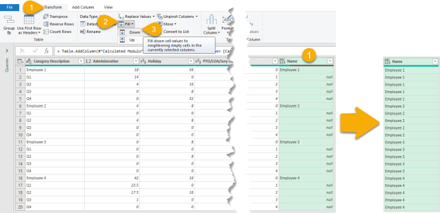Excel Tip - Power Query Challenge by MrExcel10