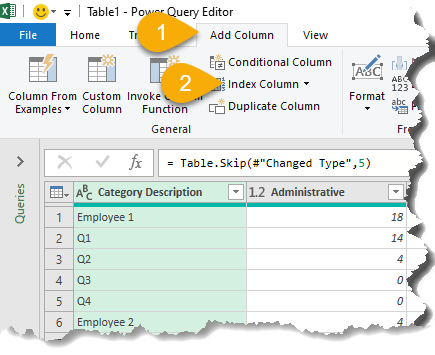 Excel Tip - Power Query Challenge by MrExcel8
