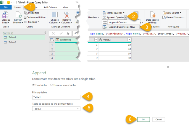 Excel Tip - Power Query Full Outer Join Revisit 3