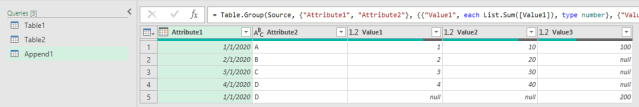 Excel Tip - Power Query Full Outer Join Revisit 5