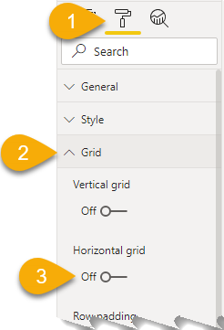 Power BI Trick - Insert Blank Column9